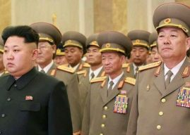 North Korea flaunts deadly missiles to intimidate U.S. as it threatens to attack…Photo