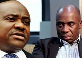 Amaechi is Grandmaster of New Cult Group on terror mission in Rivers – Gov. Nyesom Wike