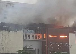 Revealed: Where house on the Rock Abuja church fire started