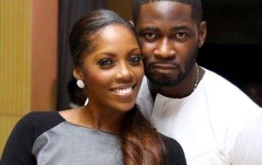 'When I See You, I Get Wild Thoughts'- Teebillz Serenades Tiwa Savage With Love Song