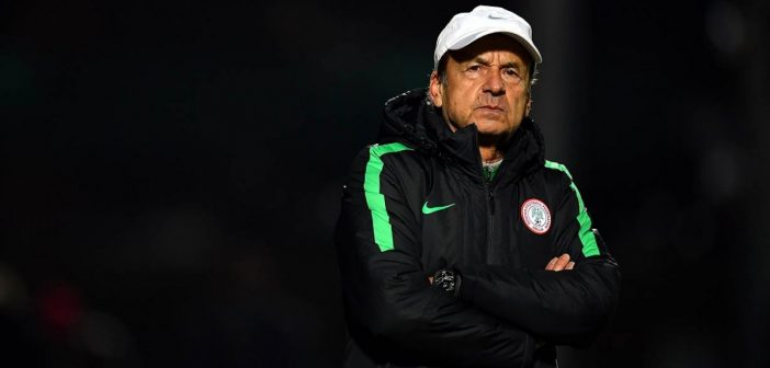 NFF and Rohr may clash… see why