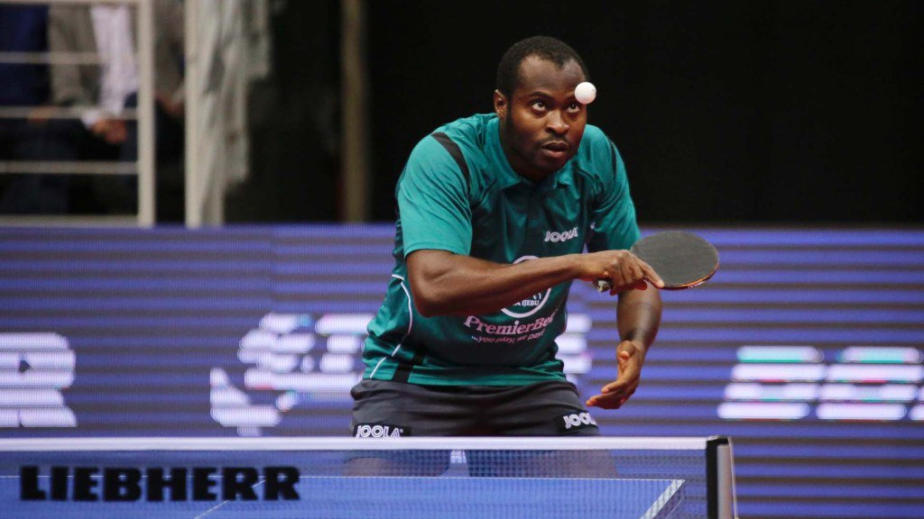Aruna quadri crashes out of ittf world cup - African table tennis federation ...