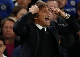 I'm not scared of Chelsea sack – Conte