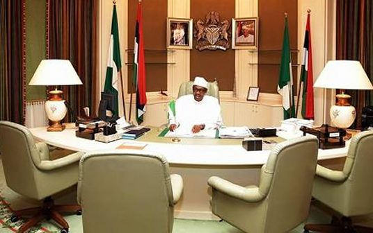 President Buhari finally reveals why he is Running a 'Slow Government'