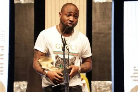 2017 Future Awards Africa: Davido wins Musician of the Year