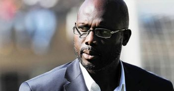 Retired footballer, George Weah Elected President of Liberia