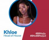 #BBNaija: Khloe wins Head of House task for week three