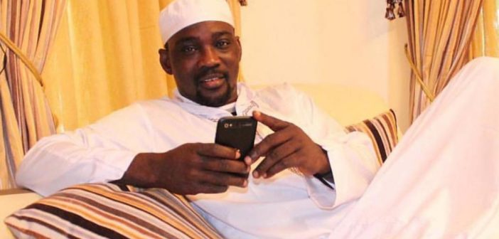 I see myself as Nigeria's next president – Pasuma