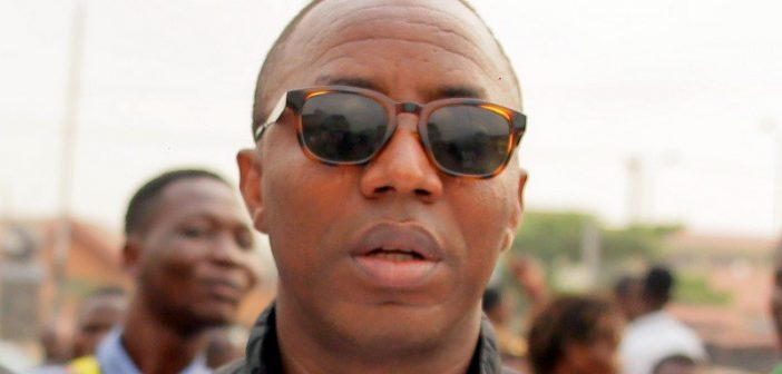 Sahara Reporters Publisher, Sowore Promises N100,000 Minimum Wage as he promotes his 2019 Presidential Ambition