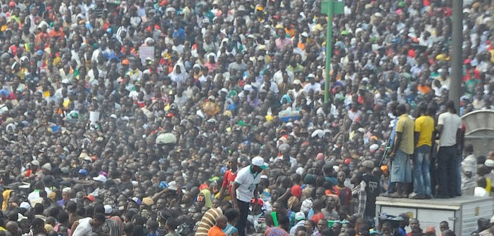 Men more than women in Nigeria as World Population hits 7.7bn