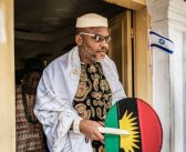Nnamdi Kanu's lawyer sues DSS for alleged human rights violation