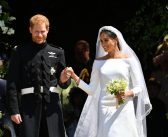 Harry and Meghan Markle donate wedding flowers to charities