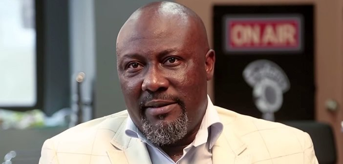 Dino Melaye gives details of Bitter Arrest and Solitary Confinement Experience