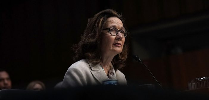 Gina Haspel becomes first female CIA Director in the US