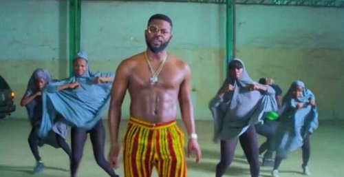 'This is Nigeria': MURIC takes Falz to CAN