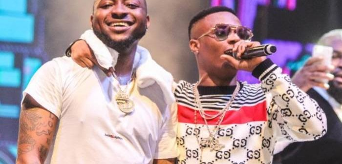 Davido celebrates Wizkid on birthday