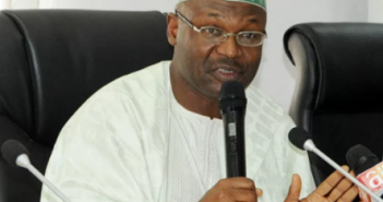INEC bans phones, camera, electronic devices at polling unit