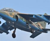 Nigerian Air Force bomb Bandits' Hideouts In Zamfara