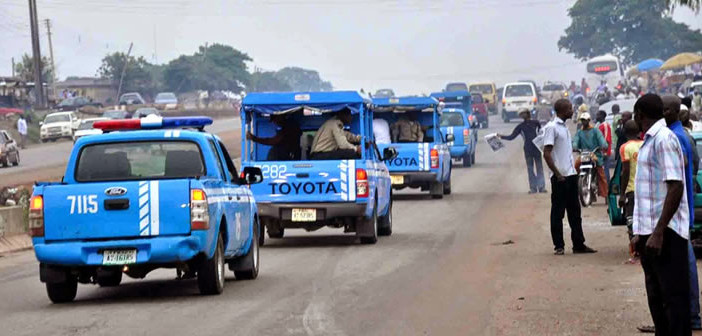 FRSC sends message to Travelers using Lagos-Ibadan Expressway