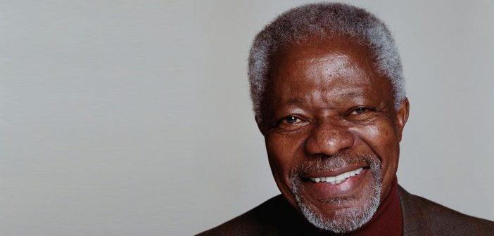 Wife of Late ex-Secretary General of United Nations, Kofi Annan, reveals cause of His Death