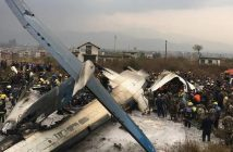 51 Dead as Pilot Crashes plane at Nepal international airport because of a Lady