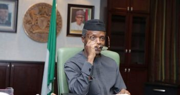 The Problem of Nigeria is Not Restructuring - Osinbajo