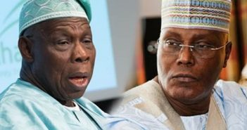 What is going on between Obasanjo and Atiku? - See the latest development