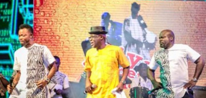 Adewale Ayuba wins 2018 Afroglobal Television Excellence Award