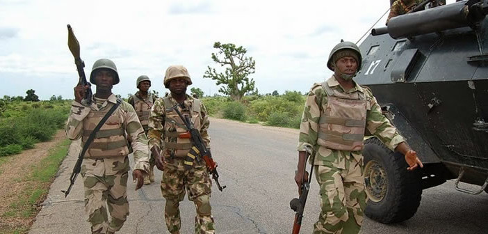 See what Nigerian Army has just done to Curb the Excesses of Boko Haram
