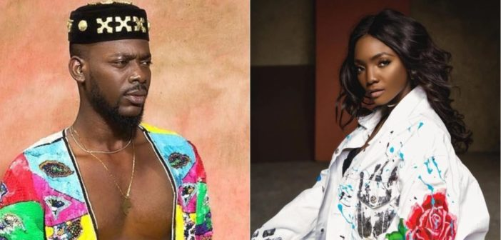 Simi says Nigeria is a scary place to live