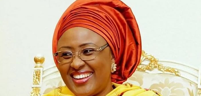 Two Powerful People are Holding Nigeria Hostage – Aisha Buhari