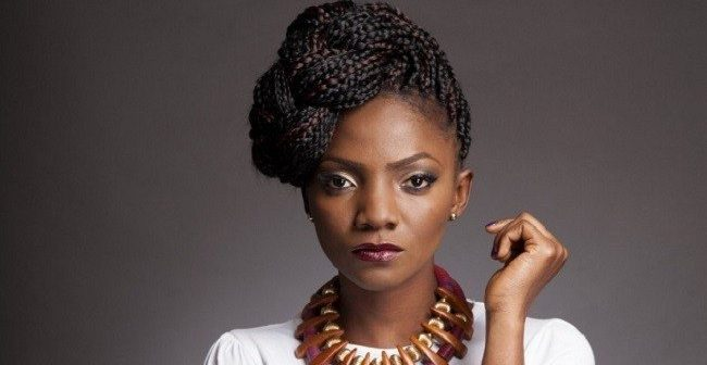 Simi reveals how she met Adekunle Gold