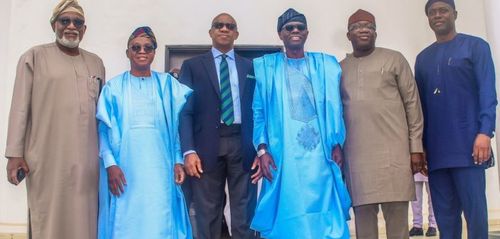 How South West Governors want to fight insecurity