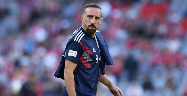 Ribery joins Fiorentina from Bayern Munich