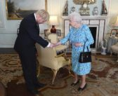 Queen Elizabeth and other royals send get well wishes to Boris Johnson