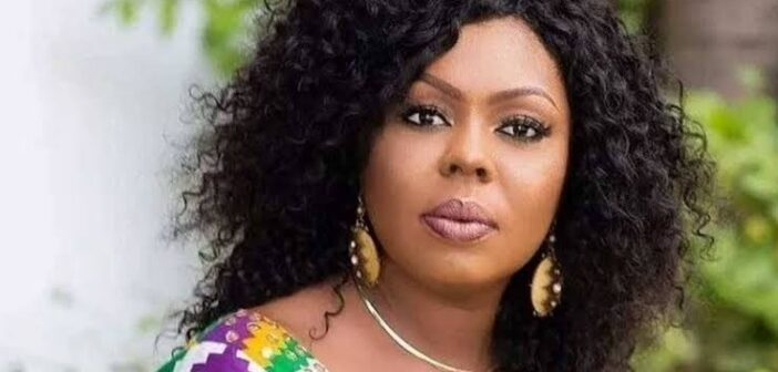 An artiste has gone to buy a Range Rover with part payment  – Afia Schwarzenegger opens can of worms