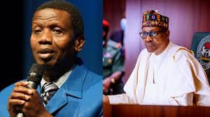 BREAKING: President Buhari, Adeboye In Closed-Door Meeting