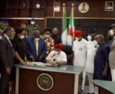 Imo State Governor signs law empowering him to arrest, detain residents as he wants