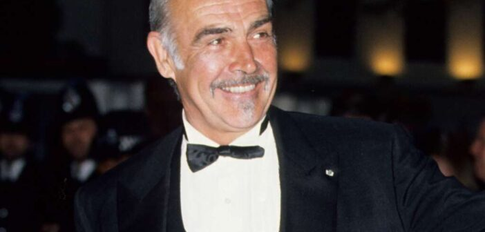 Legendary actor Sean Connery's cause of death revealed