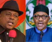 Uche Secondus calls on Buhari to solve Nigeria's insecurity problems urgently